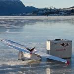 Skalafly! Opprinneleg sjøfly, men passar òg bra til is!